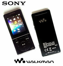 Sony Walkman NWZ-E574 Black Schwarz (8GB) Digital Media Player