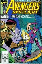 Avengers Spotlight # 30 (Hawkeye) (USA,1990)