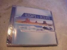 Icecaps & Deserts A Fabulous Collection Of Ambient Mood Music -  CD - OVP