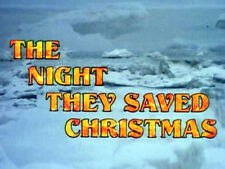 THE NIGHT THEY SAVED CHRISTMAS (DVD) - 1984 - Art Carney, Jaclyn Smith