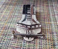VINTAGE GUITAR TAILPIECE. 1930 HOFNER TAILPIECE / BRIDGE. PROJECT GUITAR.