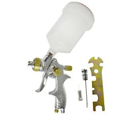Gravity Feed LVLP Spray Gun 1.4mm Nozzle 600ml Cup BERGEN AT882