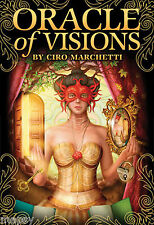 Ciro Marchetti Oracle of Visions Lenormand Tarot Set Card Wicca Magick Pagan NEW