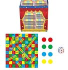 24 x SNAKES & LADDERS GAME board Party Bags Filler toy GOODY gift children kids