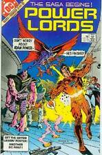 Power Lords # 1 (of 3) (Mark Texeira, based on Revell toys line) (USA, 1983)