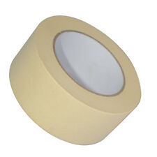 1X MASKING TAPE For Home DIY or the bodyshop 50mm x 50m Protects masked surfaces