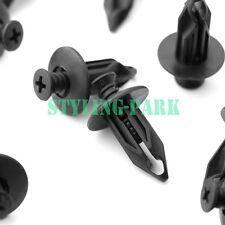 20 pcs Nylon Retainer Rivet Fastener Push Clips For GM 10140480 Chrysler 6502625