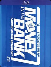 Straight to the Top Money in the Bank Ladder Match Anthology Blu-ray Disc only