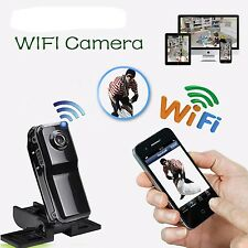 Wifi P2P Sports Action Camera Waterproof Car Mini Video Camera Motion Detection
