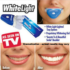 WHITE LIGHT SMILE - The Platinum Light Teeth The Future Of Teeth Whitening