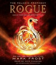 Rogue: The Paladin Prophecy Book 3, Frost, Mark  Book