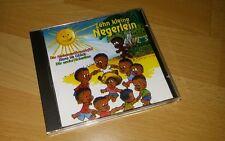 10 kleine Negerlein CD diverse Lieder original rar top Zustand
