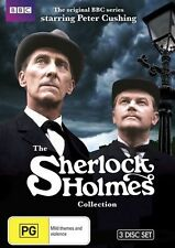 The Sherlock Holmes Collection (BBC) DVD