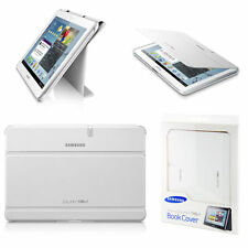 Genuine Samsung Galaxy Tab 2 10.1 Official Book Cover Case - White RRP£34.99