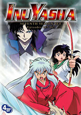 InuYasha . The Complete Season Seven . 7. Staffel . Inu Yasha Anime .. 4 DVD NEU