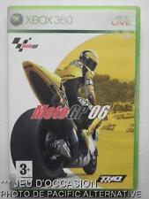 jeu MOTO GP 06 pour xbox 360 en francais game course bike sport 2006 complet