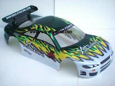 Painted Whiite Ice 200mm 1/10 RC Touring Car Body / RC Drift Car Body