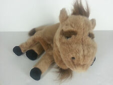 "2002 Standard Publishing Plush Tan Camel Hand Puppet Stuffed Animal 17"" X 13.5"""