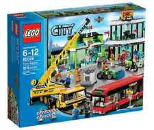 LEGO® CITY 60026 Stadtzentrum Neu OVP_Town Square New MISB NRFB