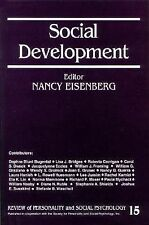 Social Development (The Review of Personality and Social Psychology)