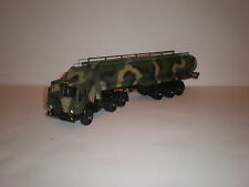 1/43 Russian military truck KaMAZ 5410 + Tanker / To Models