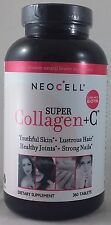 jlim410: NeoCell Super Collagen+C Type 1 & 3 with Biotin, 360 tablets 9/2019
