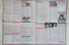 Sex Pistols Slits Piper Billy Squier Baccara Talking Heads Sweet POSTER 1978