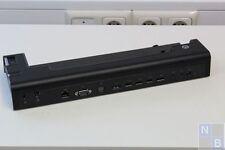 HP HSTNN-I15X Dockingstation für 2540p 2560p 2740p HSTNN-I15X A Zustand