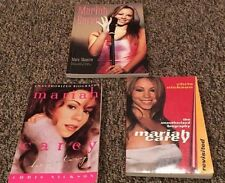 Mariah Carey Magazines, Books, HoneyBFly Fan Club Merchandise Rare