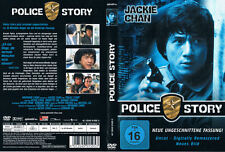 Jackie Chan: POLICE STORY --- Ungeschnittene Fassung --- Actionklassiker ---
