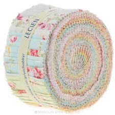 Princess Roll  Sushi Roll  Pre cut Jelly Quilt Shabby Fabric Strips by Lecien