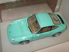 1:18 porsche 911 (993) Carrera Mint Green 27801 ut-MODELS OVP