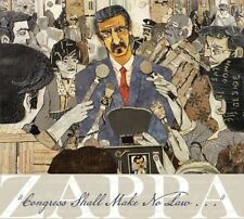Frank Zappa - Congress Shall Make No Law... [New CD]
