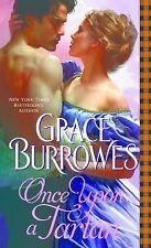 PAPERBACK ONCE UPON A TARTAN BY GRACE BURROWES 2013 HARLEQUIN HISTORICAL ROMANCE