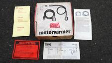 Landrover Defender Serie Defa Motorheizung 104 Motorwärmer NOS VW TOYOTA FORD