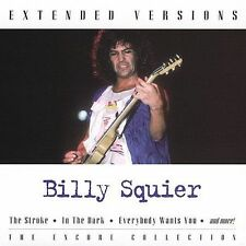 Live! Extended Versions by Billy Squier (CD, Mar-2002, BMG Special Products)