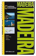 Madeira UNGELESEN 2012 Portugal  Spirallo National Geographic Reiseführer