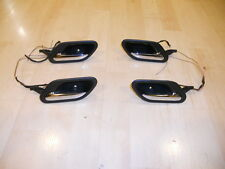 BMW E39 528 540 E38 740 750 OEM Complete Lighted Interior Door Handles Set