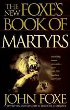 The New Foxe's Book of Martyrs, John Foxe-Free Shipping