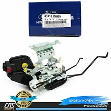 GENUINE Door Lock Actuator FRONT LEFT Fits 03-08 Hyundai Tiburon OEM 81315-2C000