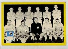 (Gw724-100) Maple Gum, Holland, RARE Football Teams, #11 MALMO F.F. 1960 VG+