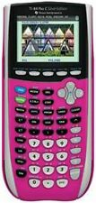 Texas Instruments TI-84 Plus C Silver Edition Graphing Calculator - Pink