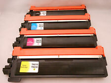 4Pk TN210 BK C M Y Toner Cartridge for Brother MFC9320CW MFC9120CN MFC9325CW