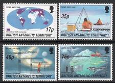 B.a.t neuf sans charnière 1995 24th anniv de la conférence internationale pour conseil scientifique