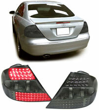 ALL SMOKED LED REAR LIGHTS LAMPS FOR MERCEDES CLK W209 C209 A209 2005-2009 MODEL