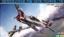 HobbyBoss British Fleet Air Arm Grumman Hellcat Mk.I JV105 / 144 1944 - 1:48 kit