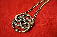 LA STORIA INFINITA COLLANA AURYN AURIN NECKLACE NEVERENDING STORY COSPLAY FILM 2