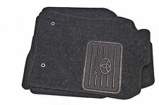 Genuine Toyota Avensis Car Textile Floor Carpet Mat Set 2003 2008 Anthracite New
