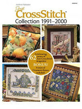 Just Cross Stitch 1991-2000 Collection DVD - 62 Issues - New