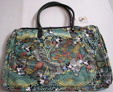 Mickey Mouse Travel Carrier/Bag, By Honey Fashions, Multi-Color, Brand New